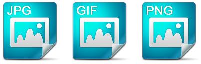 JPEG / PNG / GIF