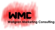 Logotyp Wallgren Marketing Consulting