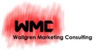 Logotyp Wallgren Marketing Consulting