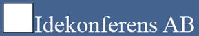 Logotype - Idekonferens